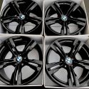 19″ BMW X5 467 M SPORT BLACK FACTORY OEM RIMS 19×9 860043 FITS 2007-2018 X5 X6