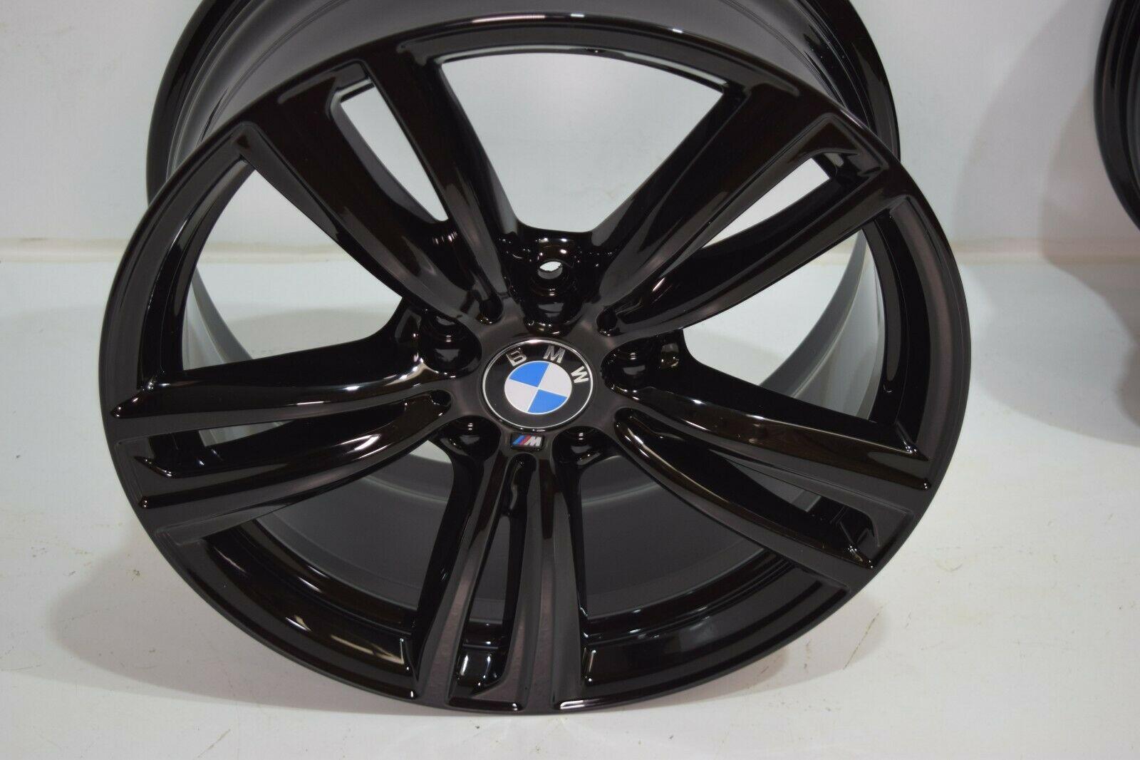 19 Bmw 335i 435i F32 4 3 Series F30 Oem M Sport 442 Rims Factory Black Factory Wheel Republic