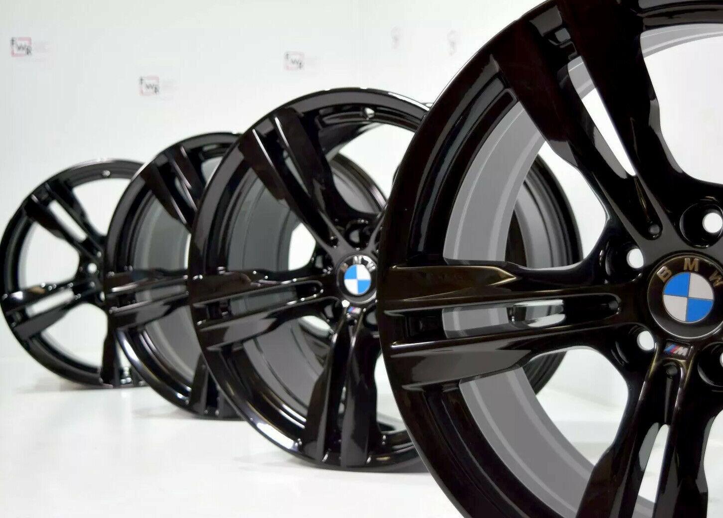 19 Bmw X5 467 M Sport Black Factory Oem Rims 19 9 860043 Fits 2007 2018 X5 X6 Factory Wheel Republic