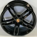 19″ PORSCHE MACAN BLACK FACTORY OEM WHEELS