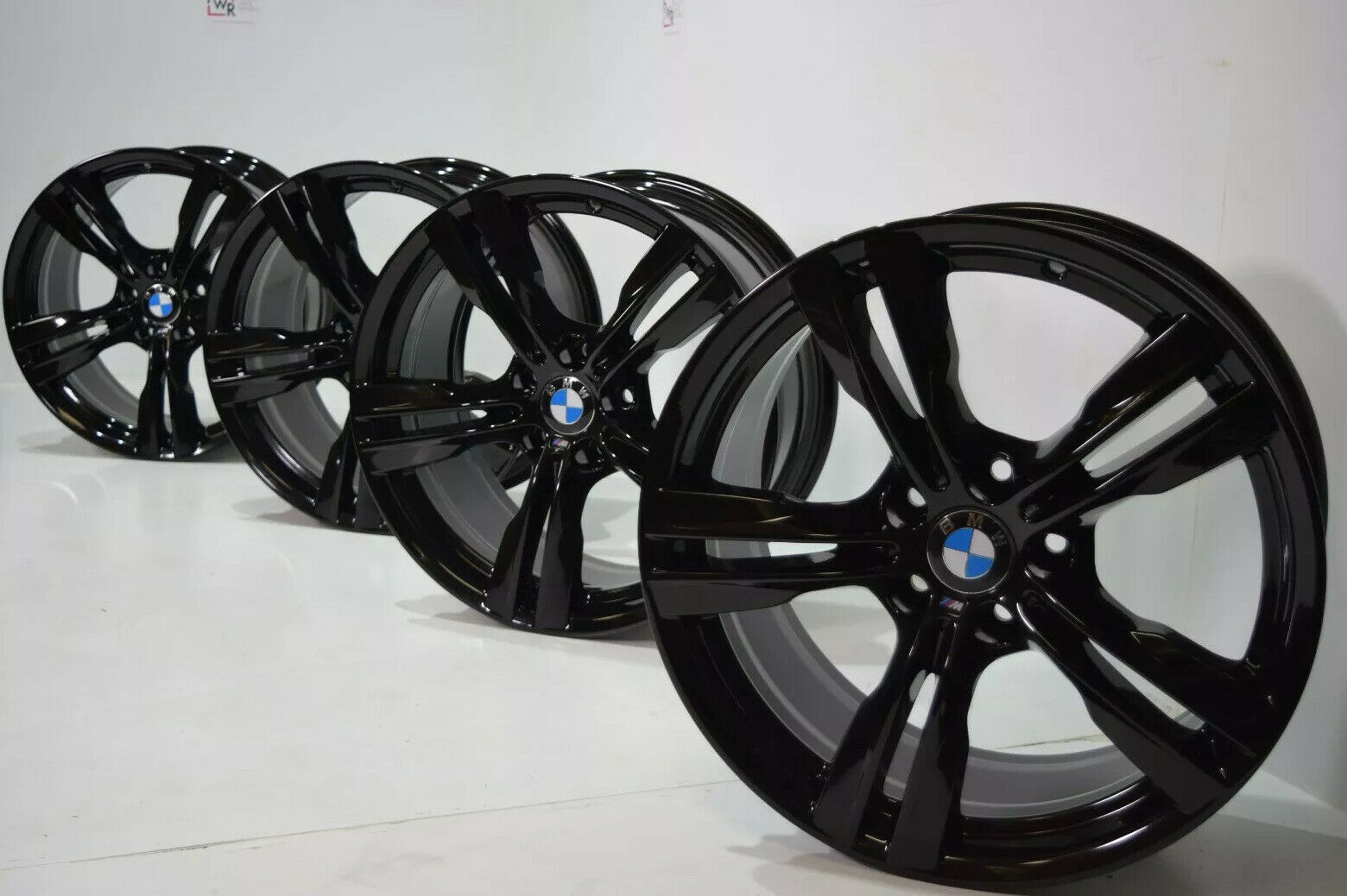 19 Bmw X5 467 M Sport Black Factory Oem Rims 19 9 860043 Fits 2007 2018 X5 X6 Factory Wheel Republic