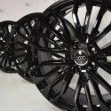 20″ AUDI S6 A6 Factory OEM original Wheels Rims 20 4G0-601-025 Black