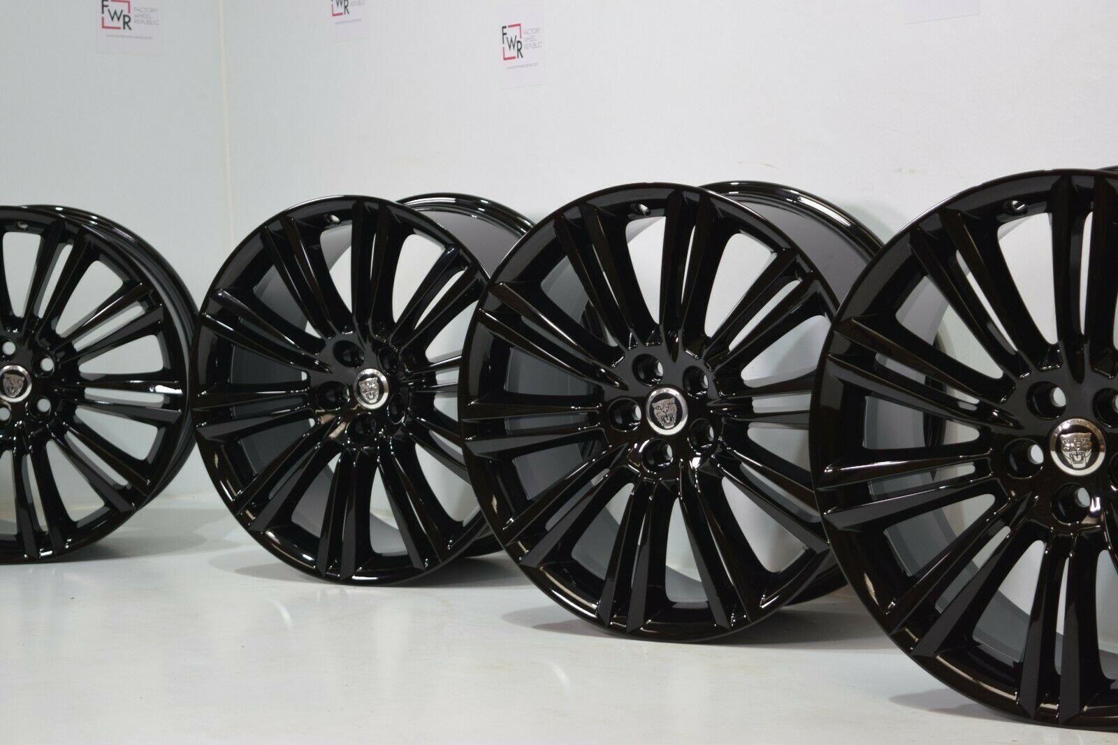 20 Jaguar Xj Xk Kasuga Oem Factory Wheels Rims 59865 Factory Wheel Republic