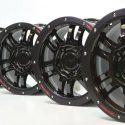 Toyota Tundra TRD 17″ Rock Warrior Wheels Rims PTR45-34120 FACTORY OEM Black