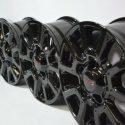 TOYOTA TUNDRA TRD PRO 18″ OEM FACTORY WHEELS RIMS 18 Black Rims 18 Inch trd
