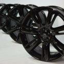 20 Inch Range Rover Velar Black 20″ Whees Rims Black Factory OEM Original