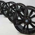 20″ Bmw X5 X6 F15 E70 X71 X72 F16 Original Factory OEM Black Rims 469m Wheels