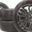 21 RANGE ROVER 21″ OEM Factory Original 5007 Gray Wheels Rims Tires 72254