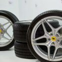 20″ Ferarri California T wheels and tires Factory OEM
