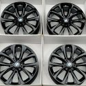 2018 BMW X3 19″ Wheel Rim Factory OEM BKACK Stock 86351 36116877326